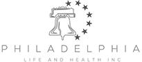 Philadelphia Life & Health inc. Logo
